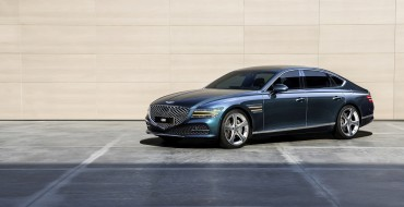2021 Genesis G80 Details and Features Revealed