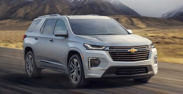 2021 Chevrolet Traverse Refresh Pushed Back to 2022