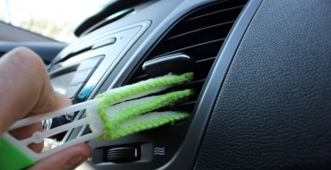 Tips for Easily & Effectively Cleaning Car Air Vents