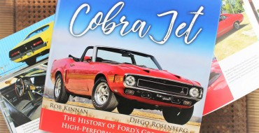 Cobra Jet Book Review: A Fascinating Chronicle of Ford's 428 Legacy