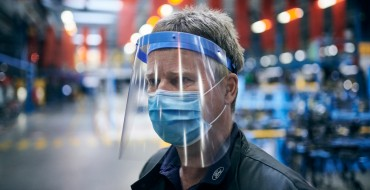 Ford of Canada Boosts Face Shield Production to 2.75 Million