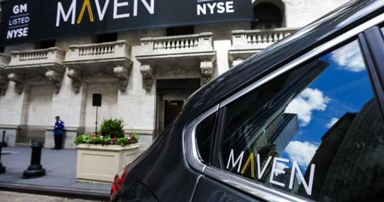 COVID-19 Puts an End to the Maven Ride-Sharing Service