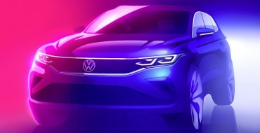 Volkswagen's Refreshed Tiguan Teased for 2021 US Release