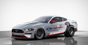All-Electric Mustang Cobra Jet 1400 is Stupid Fast