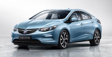 4,400 Buick Velite 5 Units were Produced for China Before Cancellation