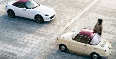 100th Anniversary Edition Mazda Miata Set for US Release