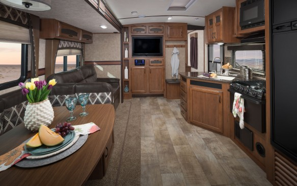 Thor Boosts RV Production as Demand Swells