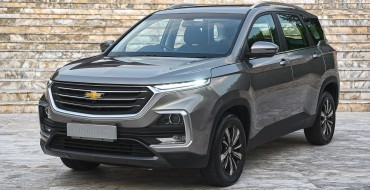The 2020 Chevrolet Captiva is Coming to Egypt