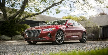 Good Housekeeping Honors 2020 Genesis G70