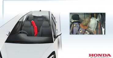 2020 Honda Jazz Adds Unique Front-Center Airbag
