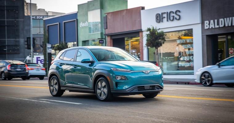 US News Praises Hyundai Kona Electric and Ioniq Hybrid