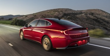 2020 Hyundai Sonata Hybrid Gets Price Tag, 52 MPG Rating