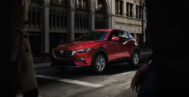 2020 Mazda CX-3 Overview