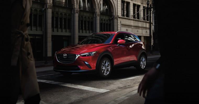 2020 Mazda CX-3 Overview