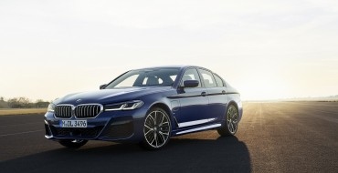 Meet the All-New 2021 BMW 5 Series Sedan