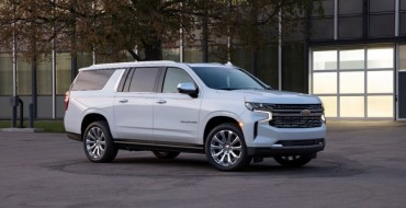 2021 Suburban and Tahoe Are Headed to Mexico