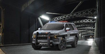 The 2021 Chevrolet Tahoe Is Ready to Protect and Serve