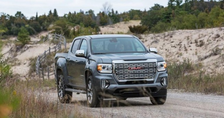 Build Your Dream Truck with the 2021 GMC Canyon Configurator