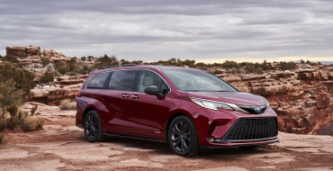 All-New 2021 Toyota Sienna Gets 33 Combined MPG