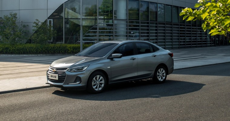 New Chevrolet Monza and Onix Sedan Variants Come to China