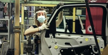 Ford of Europe Production Lines Back Up and Running