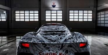 Maserati Dedicates Unique MC20 Prototype to Sir Stirling Moss