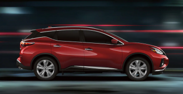 2020 Nissan Murano Overview