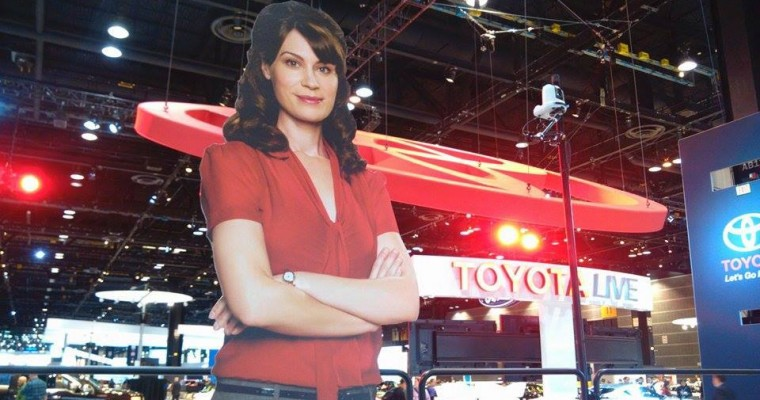 Toyota Jan is Here to Help in New Commercials
