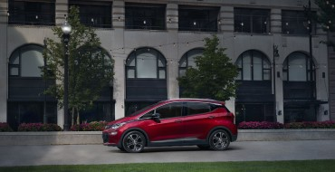 2021 Chevrolet Bolt EV Overview
