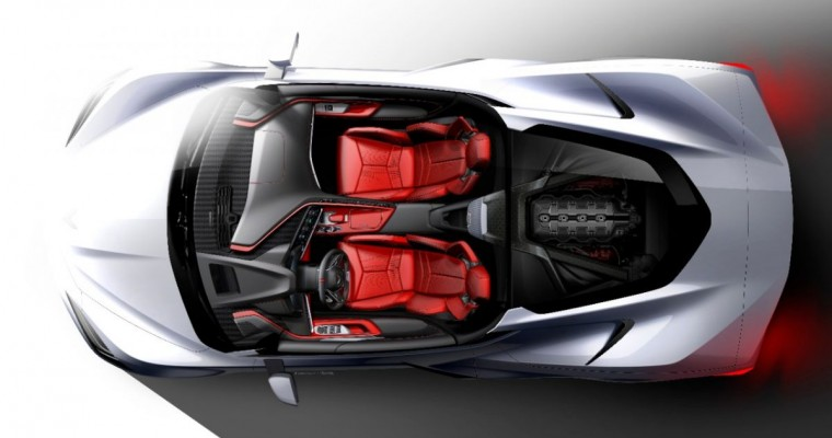 Wards Automotive Recognizes C8 Corvette Cockpit With Award