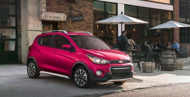 2020 Chevy Spark LS Is Named a Great Car for Technophobes