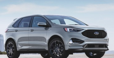 New Ford Edge ST-Line Delivers Sporty Style for Less