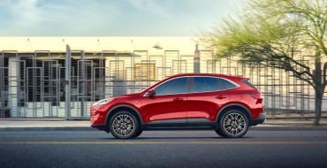 3 Ford SUVs Make US News' List of Most Fuel-Efficient Hybrids