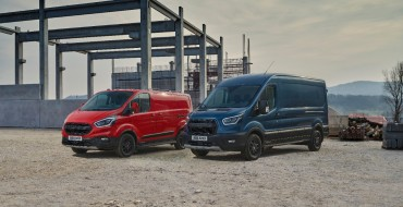 Ford Leads Europe CV Sales for Sixth Year in 2020