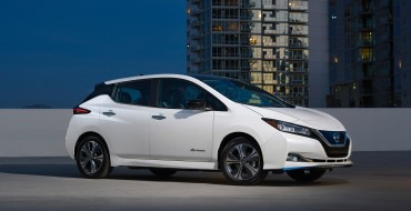 Nissan Celebrates the 500,000th LEAF