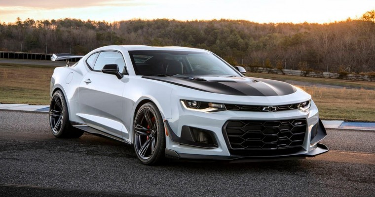 Consumer Reports Dubs the Camaro a Reliable Used Sports Car