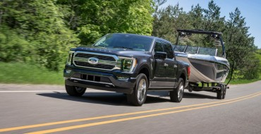 Bonkers 2021 Ford F-150 Tows up to 14,000 Pounds