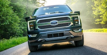 2021 Ford F-150 Named Freep Truck of the Year