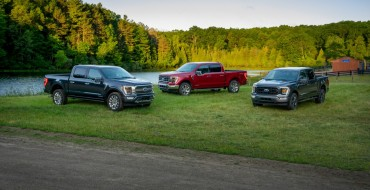Ford Top Brand in Canada for 12th Year in 2020