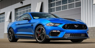 2021 Ford Mustang Mach 1 Coming to Canada Next Spring