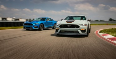 [Photos] 2021 Ford Mustang Mach 1 Coming Next Spring