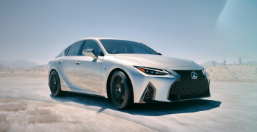 Coming Soon to Canada: The 2021 Lexus IS