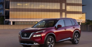 Production of 2021 Nissan Rogue Underway in US