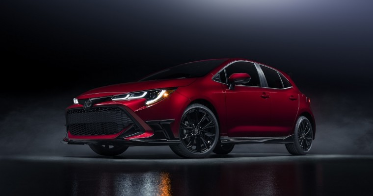 New 2021 Toyota Corolla Hatchback Gets Two Special Edition Models
