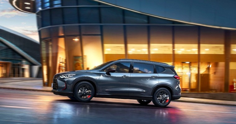 Mild-Hybrid Chevrolet Orlando Models Come to China