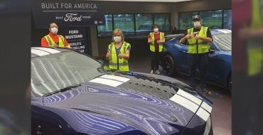 Ford Flat Rock Assembly Employees Give Back During Pandemic