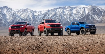 All-American Ranger Gets Three New Ford Performance Packages