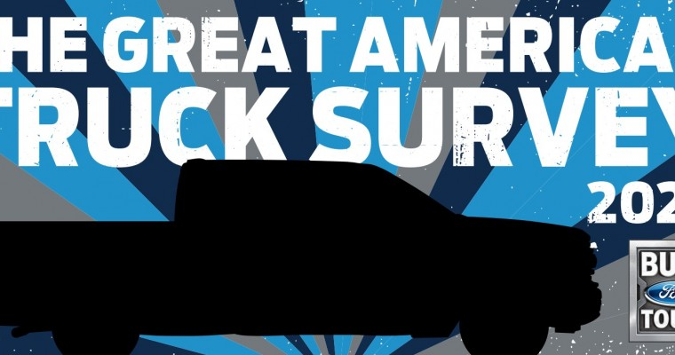 Ford Reveals Great American Truck Survey 2020 Results