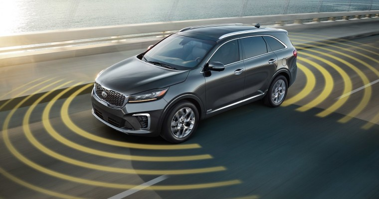 What is Kia Drive Wise Technology?