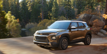 Differences Between the 2020 Chevy Blazer and 2021 Trailblazer